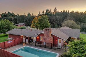 Highland Acres Air BnB Corvallis Oregon