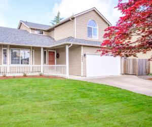 Vacation rentals in residential Corvallis neighborhoods.